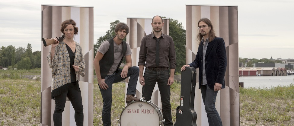 Grand March | Rock & folk-road music | Music, Video, Photo, Live, Blog and Rock'nRoll !